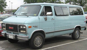 Piece Chevy Van g20 1990 350