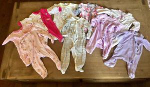 Pyjamas nouveau née à 3mois