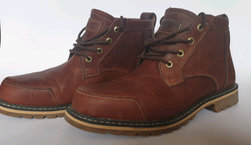 13e32b42d4d Mens Timberland Larchmont Chukka Boots Tan Size 7 | in Inverness, Highland  | Gumtree