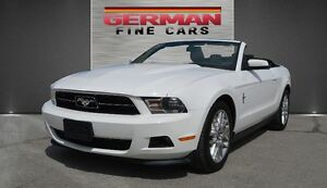 2012 FORD MUSTANG CONVERTIBLE V6 3.7L PREMIUM***ONLY 45,000KM