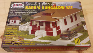 HO Scale Building Kits