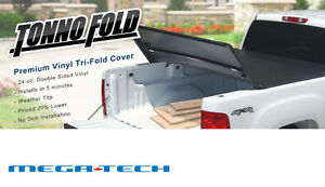 Folding Tonneau Covers FORD DODGE CHEV & MORE - FREE SHIPPING! Prince George British Columbia image 2