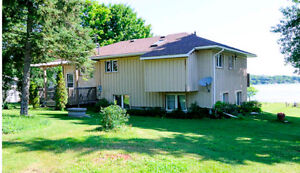 Lake Scugog Waterfront Cottage Rental