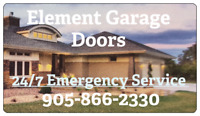 GARAGE DOOR REPAIR/DOOR & OPENER INSTALLATION - 24/7 Service