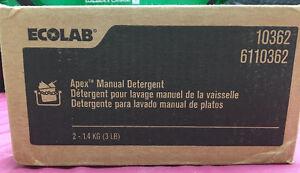 Ecolab Detergent