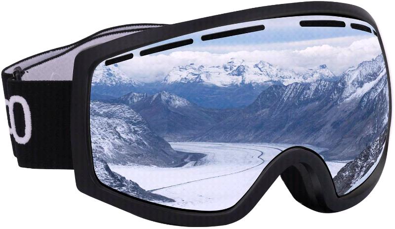 Skiing / Snowboarding Goggles with Anti Fog | in Blackburn, Lancashire |  Gumtree
