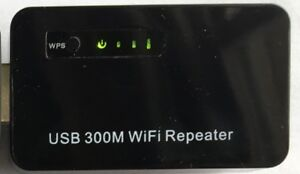 WiFi Wireless Repeater Router Range Extender Signal Booster