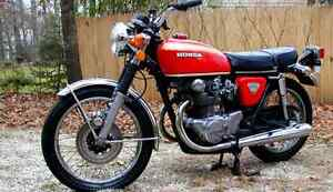 Looking for a 400cc to 450 cc street bike