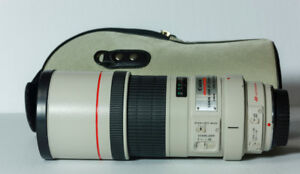 Canon EF 300mm L f4 IS