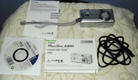 Canon Power Shot A400 Digital Camera, Excellent Condition Locate