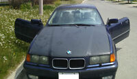1995 BMW 3-Series E36 325is with M3 Motor Coupe (2 door)