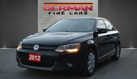 2012 VW JETTA 2.0 TDI HIGHLINE DIESEL | NAVIGATION | BACK-UP CAM
