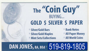 Christmas Extra CashBuyingALL COINS+UNWANTED JEWELRY Windsor Region Ontario image 1