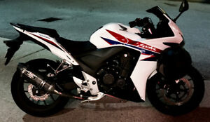 ****sold****2013 Honda CBR500R ABS $4500