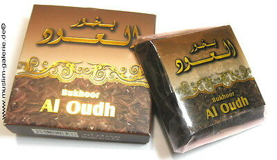 Arabisches Weihrauch Al Oudh aus Dubai Top *Bukhoor Räucherwerk Bakhoor Bakhour