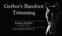 Barefoot trimming services