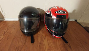 Snowmobile Helmets $ 20.00 Each