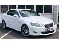 Lexus IS 250 F SPORT (white) 2010