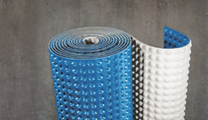 MX 1-Step Vapour Barrier Cushioned Underlayment for Engineered H