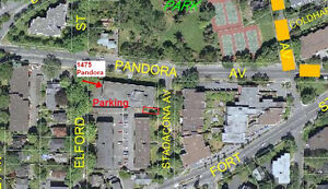 JUBILEE AREA – Large Open Parking Stall  $100/month