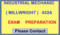 Industrial Mechanic ( Millwright ) 433A exam preparation course