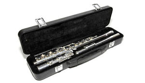 Silver Plated Flute Carlton CFL100