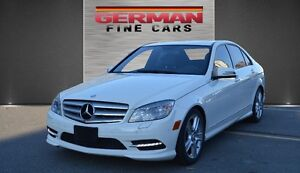 2011 Mercedes Benz C300 | 4 Matic***only 67,000km | Navigation |