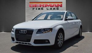 2013 A4 2.0T Quattro AWD***only 89,000km Sun Roof | Leather | Bl