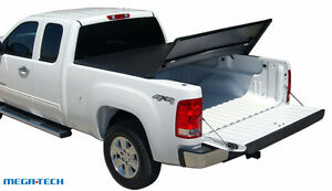 Folding Tonneau Covers FORD DODGE CHEV & MORE - FREE SHIPPING! Prince George British Columbia image 5