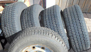 Ford 1/2 ton P/U tires & rims