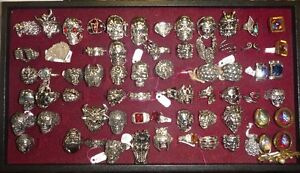 Mens and Womens consigned jewelry