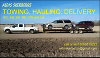 Towing, hauling,delivery RVs, trailers, cars, suvs, trucks
