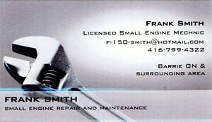 LAWNMOWER & SMALL ENGINE REPAIR & MAINTENANCE