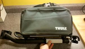 Bike post and thule waterproof bike bag