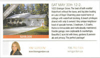 Lake of Bays - OPEN HOUSE, May 30th