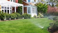 FOUNTAIN INGROUND LAWN SPRINKLERS  *** EXPERIENCE THE DIFFERENCE