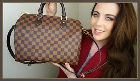 ** LOUIS VUITTON LV SPEEDY WOMEN'S SHOULDER HANDBAGS TOTE BAGS PURSE**x