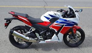 2015 Honda CBR 300 R with ABS - TriColor - HRC