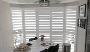 Shutters, Blinds and Shades Sale! Free Estimates! 6477860121