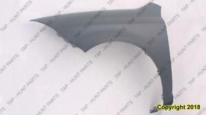 Fender Front Passenger Side CAPA PONTIAC PURSUIT 2005-2010
