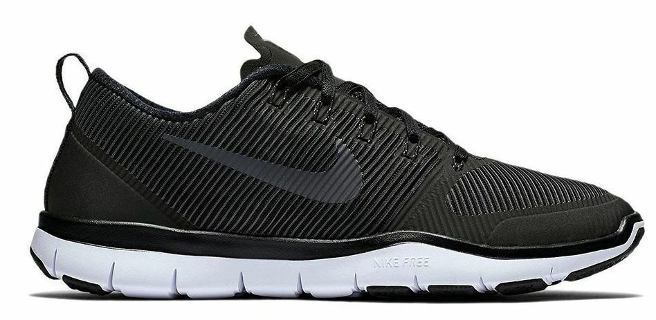New NIKE Free Trainer Versatility Men\s Running Shoes black