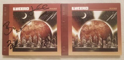 Lucero Autographed When You Found Me CD #2