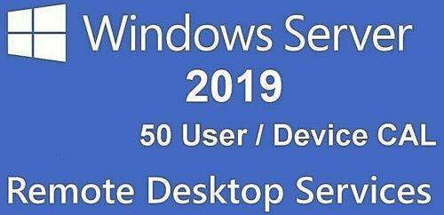 How To Active Server  2019 Standard / Datacenter - Remote Desktop Services - RDS