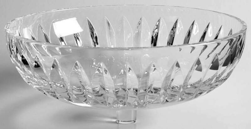 """Reed & Barton 166  9"""" Round Epergne Glass Liner 10311857"""
