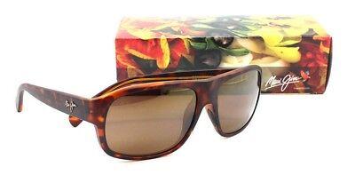 Maui Jim FREE DIVE H200-10M Matte Tortoise Sunglasses Polarized HCL Bronze (Maui Jim Free Dive)