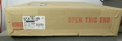 Kepco Klp 36-60-1200dc Precision Digital Power Supplymfgs Sealed Boxnew