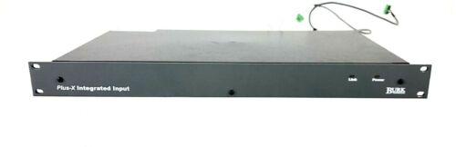 Burk Technology Plus-X Integrated Input PLUS-X IIU