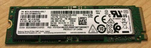NEW Samsung PM981a MZ-VLB256B 256GB 3D TLC PCIe NVMe SSD,m2 970 EVO 250GB OEM