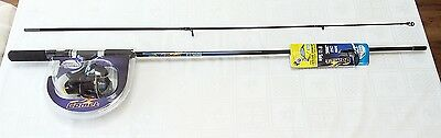 **New** Jarvis Walker Comet 6ft Spin Combo (2piece Rod & Reel)
