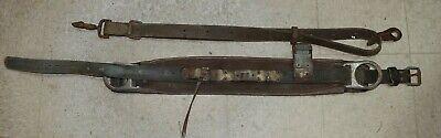 Vtg Bell System D Buckingham M.klein Son 11-69 Linemans Utility Climbing Belt